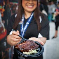 Food of the Taste of Anaheim 2013 – 2